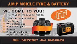 JMP Mobile Tyre & Battery logo