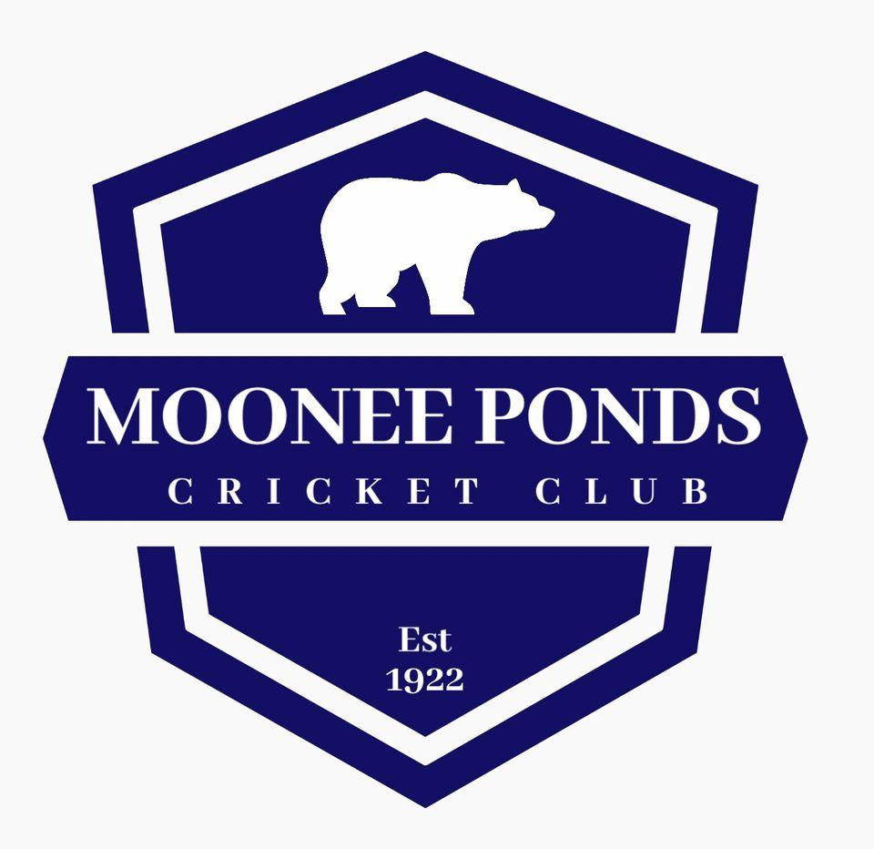 Moonee Ponds Cricket Club Logo