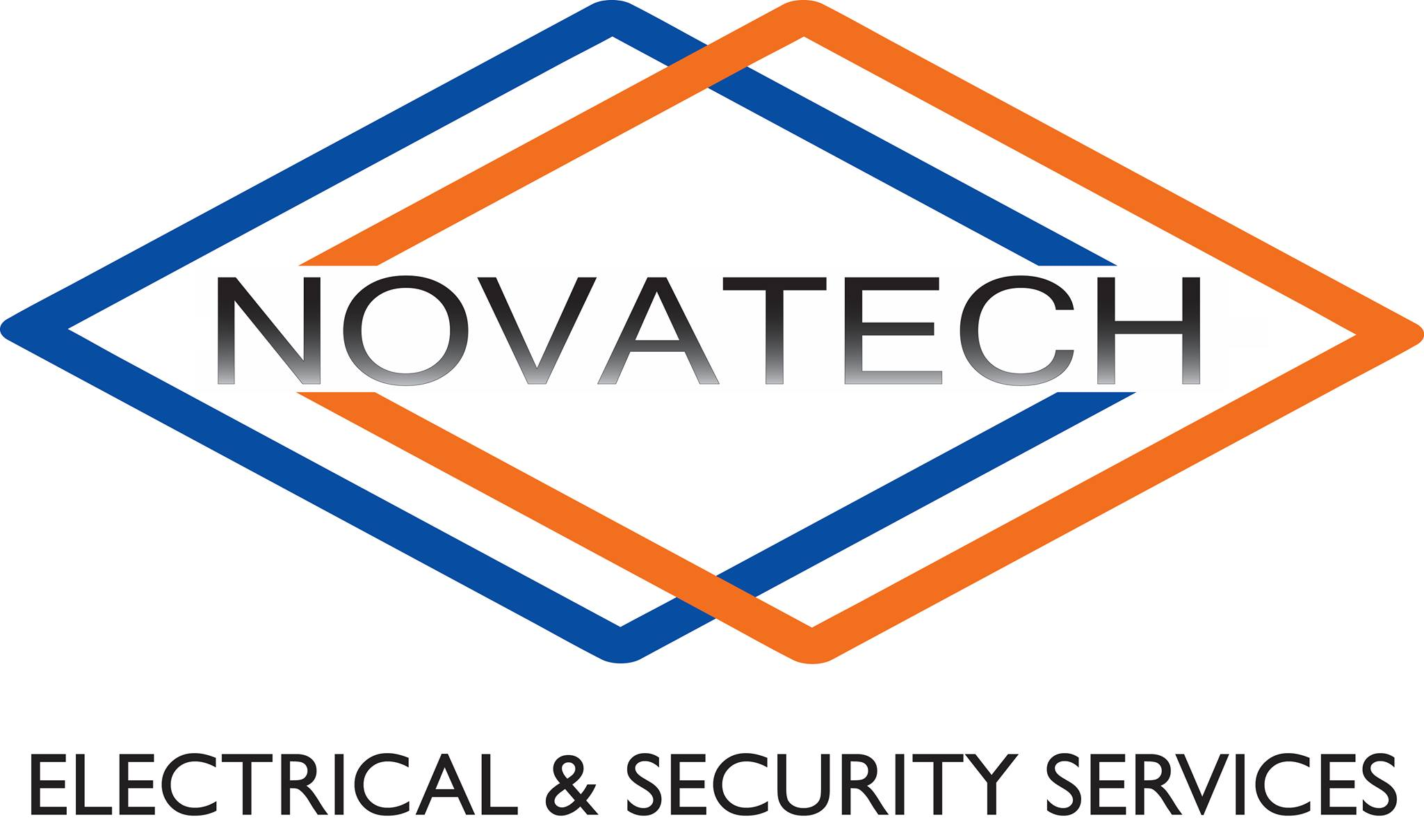 Novatech Electrical and Security Services Logo