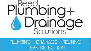 Reed Plumbing and Drainage Solutions logo