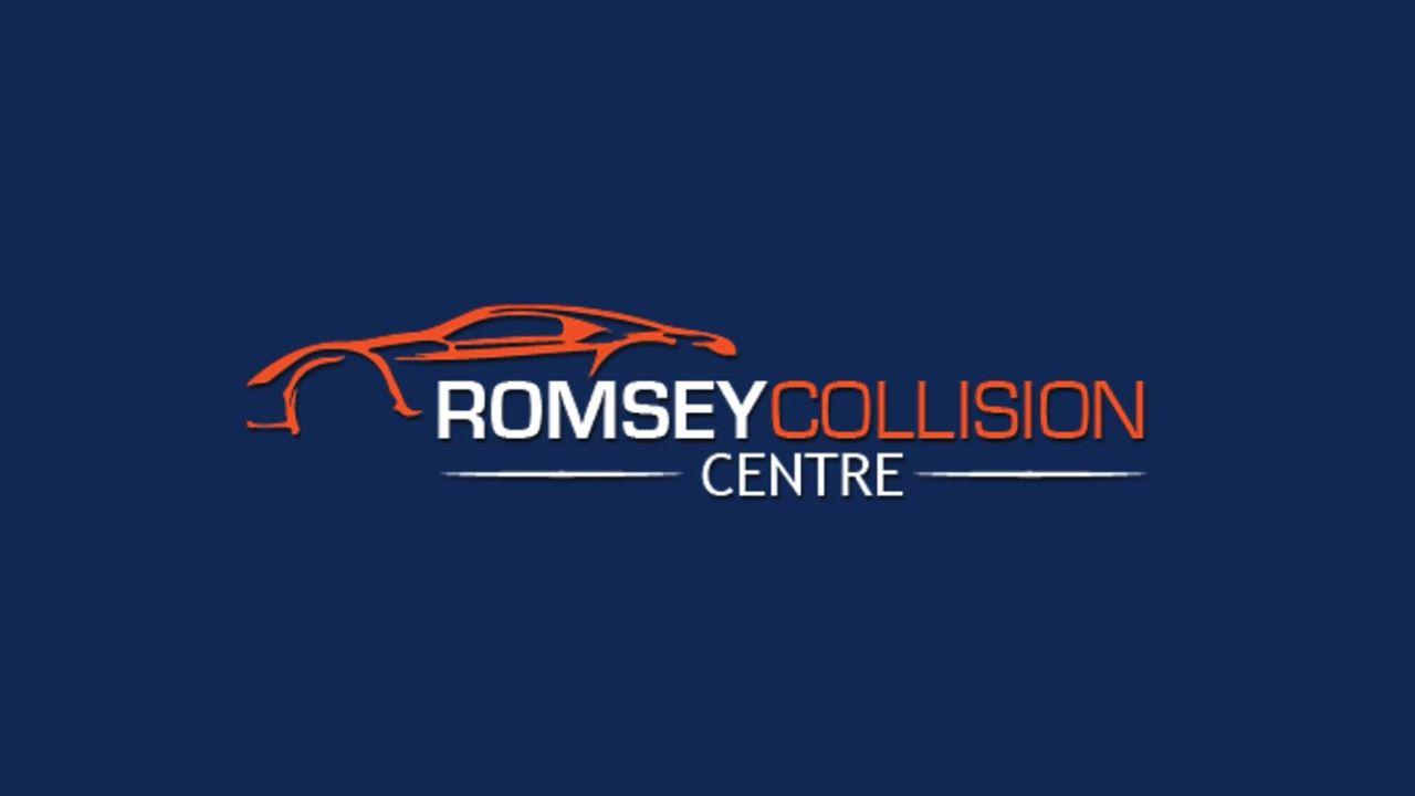 Romsey Collision Centre Logo