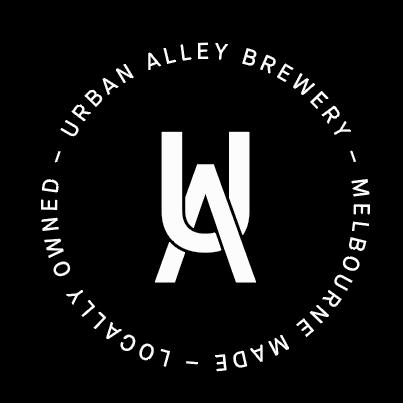 Urban Alley Brewery Logo