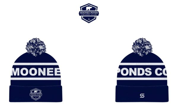 Beanie Front & Back