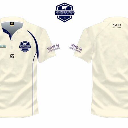Junior Shirt Front & Back