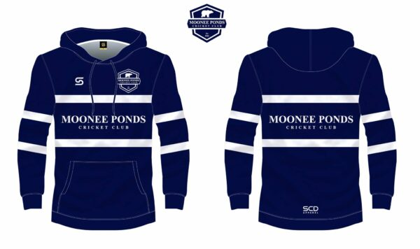 Hoodie Front & Back